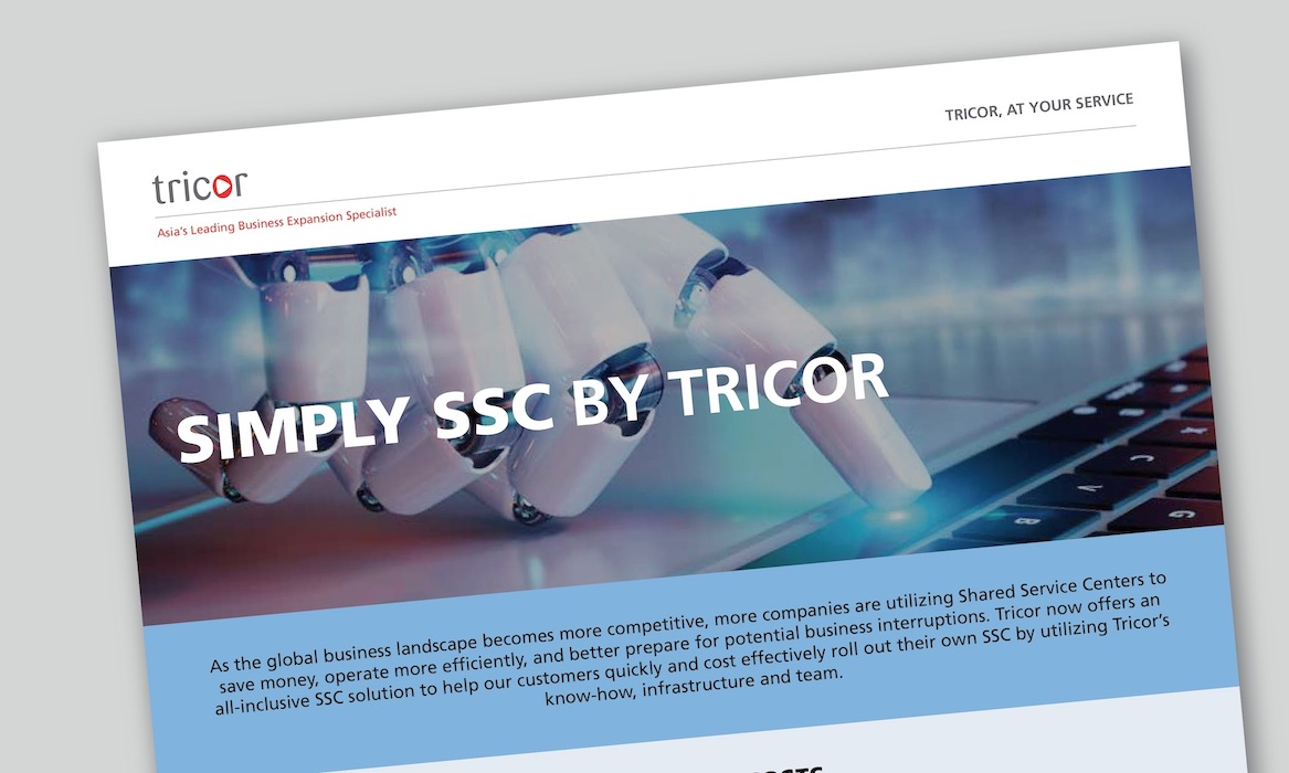 Simply SSC by Tricor Cover Page