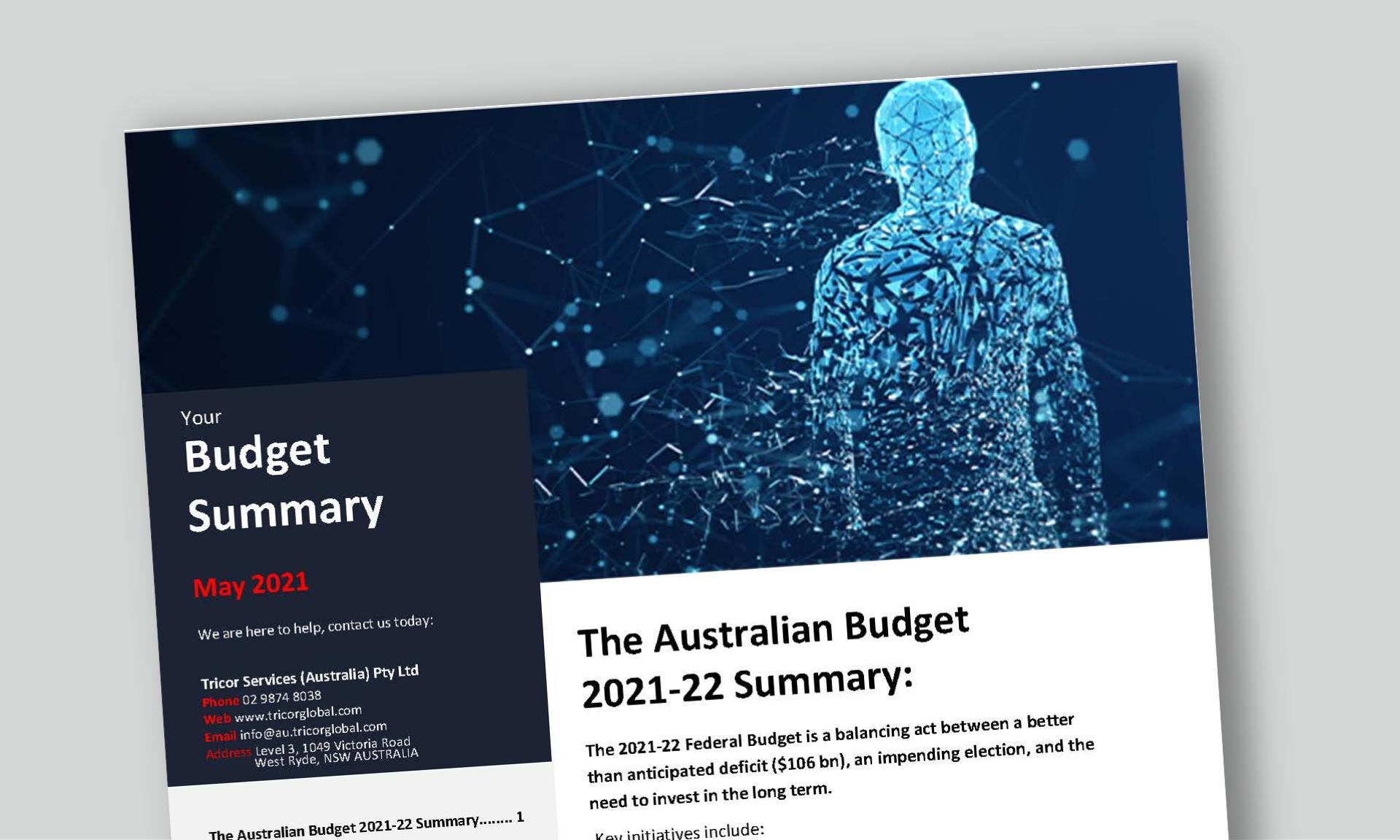 The Australian Budget 2021-22 Summary_blog_thumbnail