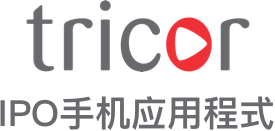Tricor IPO App Logo in Simplified Chinese