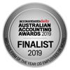 Accountants Daily Australian Accounting Awards Finalist 2019