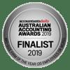 Accountants Daily Australian Accounting Awards Finalist 2019