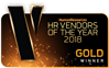 HR Vendors of the Year - Gold