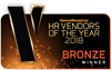 HR Vendors of the Year - Bronze
