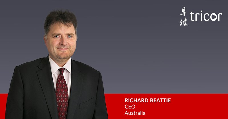 Tricor Group Appoints Richard Beattie as CEO of Australia