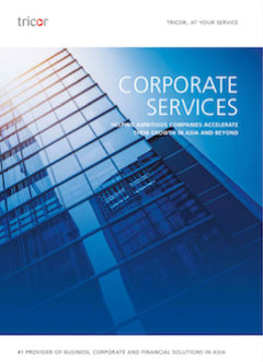 Corporate Services Guide