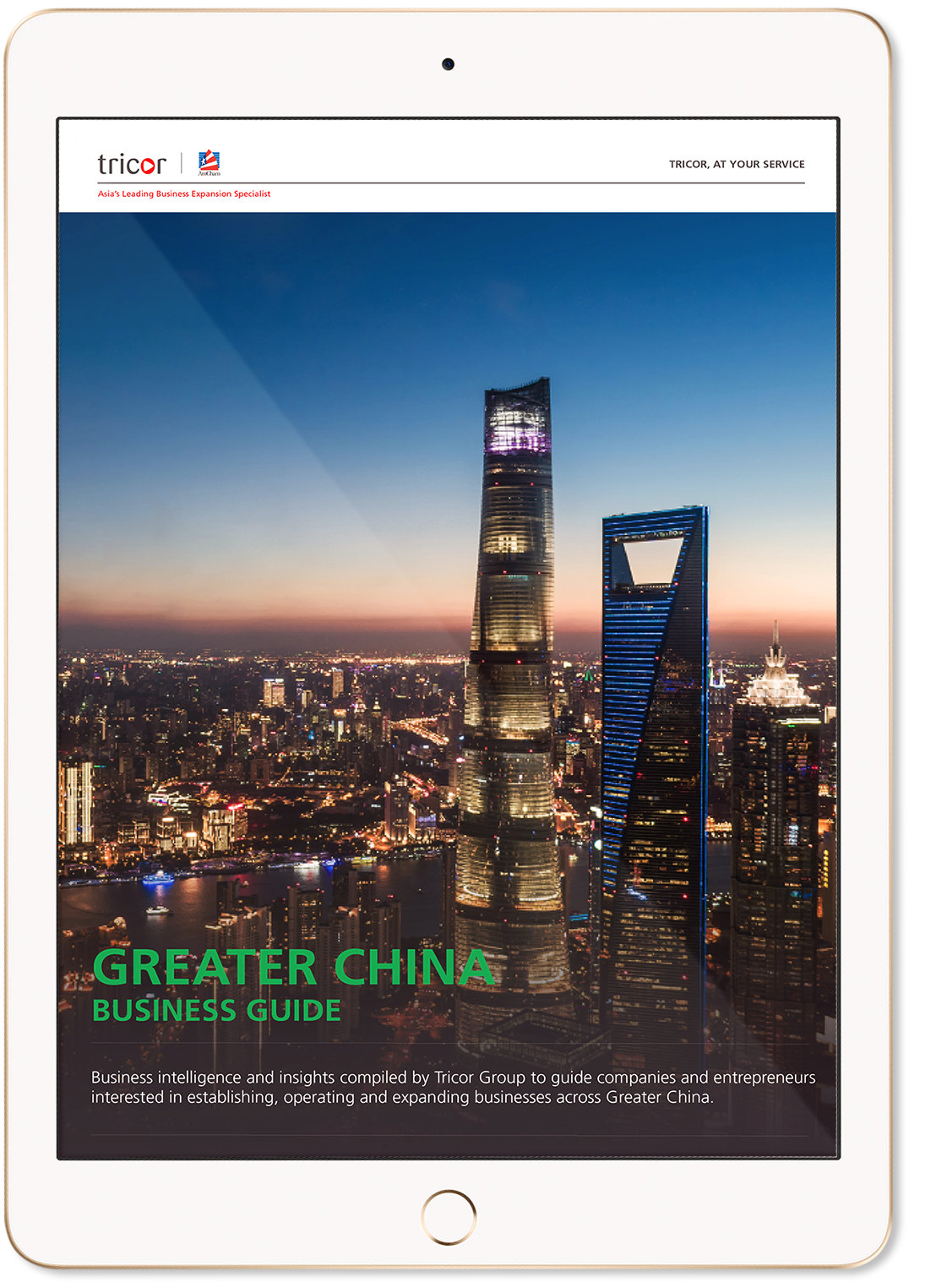 Doing business in Greater China