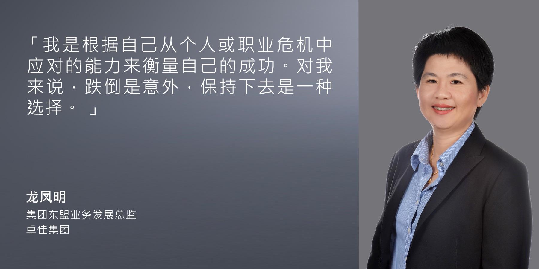 龙凤明 - 集团东盟业务发展总监(卓佳集团)