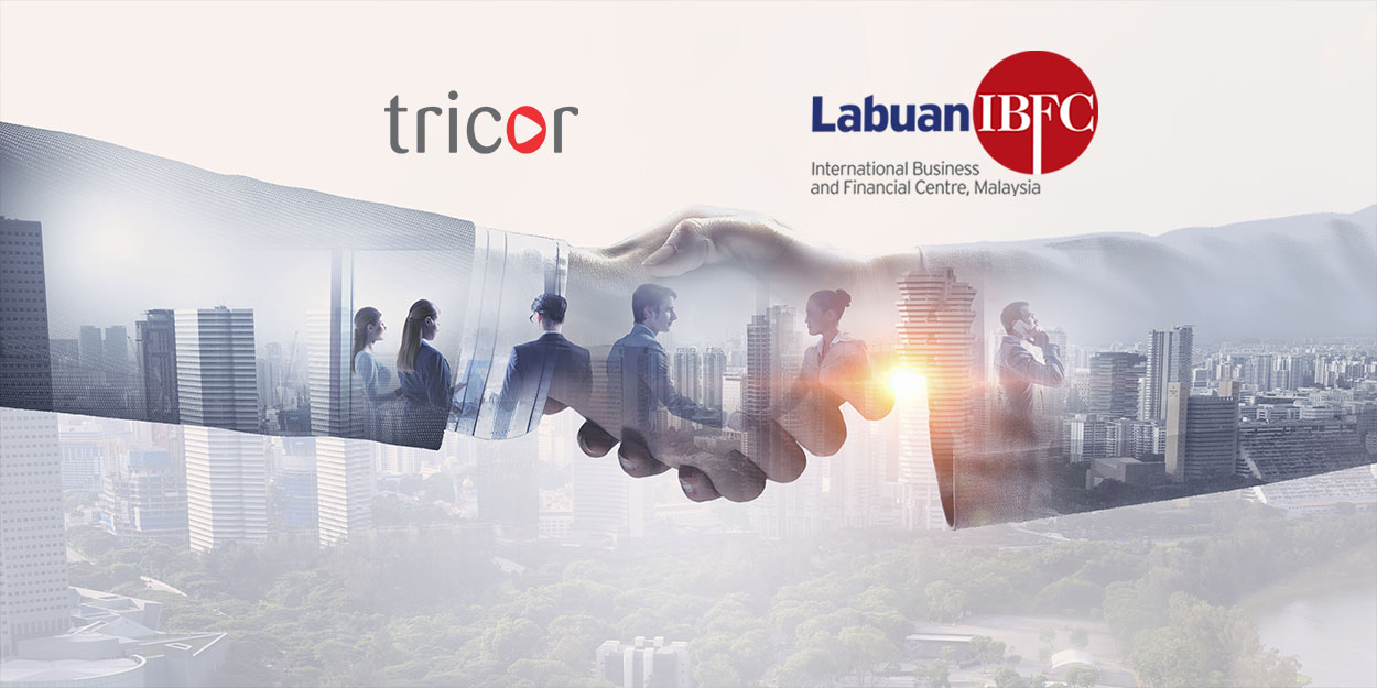 Labuan IBFC partners with Tricor Group to Enhance Outreach in China
