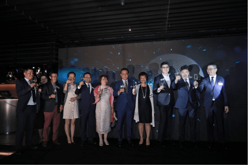 Thank you for supporting us and creating a win-win future - Tricor China celebrates its 15th anniversary