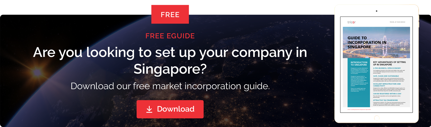 Doing Business in Singapore e-book