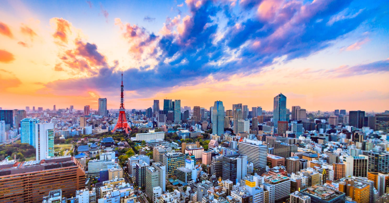 The Future of Trade & Investment in Japan