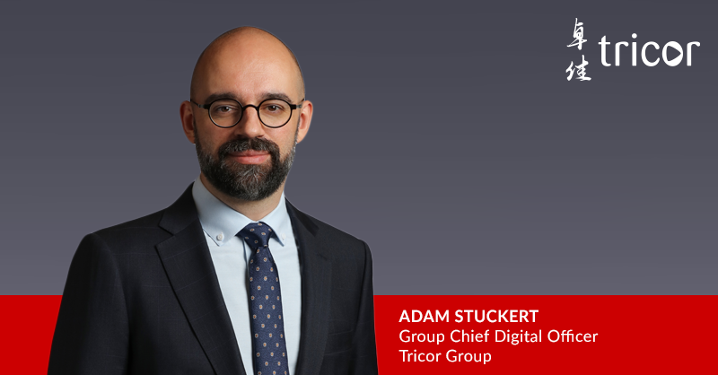 Tricor Group Appoints Adam Stuckert as Group Chief Digital Officer