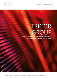 Tricor Group Chinese Brochure
