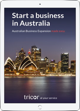 Doing business in Australia